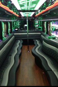 bachelor limo rental vb