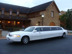 wedding limo rental va beach