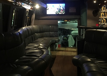 norfolk party bus rental